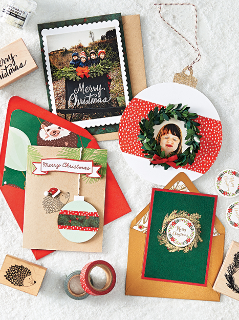 Fun Done Holiday Cards Paper Source Blog