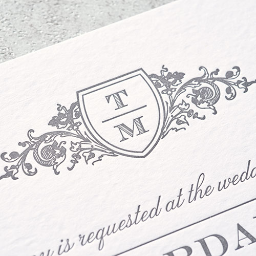 get a royal look for your wedding invitations paper source blog paper source
