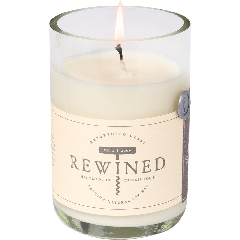 Rewind Rose Candle
