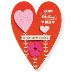 Love Grows Valentine