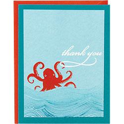Octopus Thank You