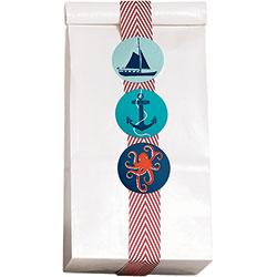 Nautical Treat Bag