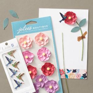 Paper Garden Cardmaking