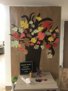 thanksgiving community board