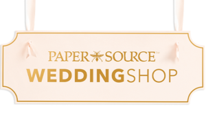 wedding shop banner